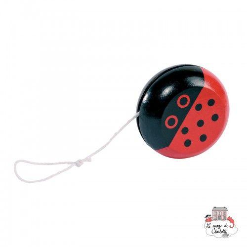 Yo-Yo Ladybug - GOK-WM210 - Goki - Yo-yo - Le Nuage de Charlotte