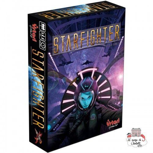 Starfighter - YSG-780083 - Ystari Games - Board Games - Le Nuage de Charlotte