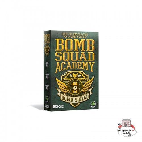 Bomb Squad Academy - EDGTMBS02 - Edge - Board Games - Le Nuage de Charlotte