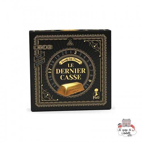 Le Dernier Casse - FER-7330087 - Ferti - Board Games - Le Nuage de Charlotte