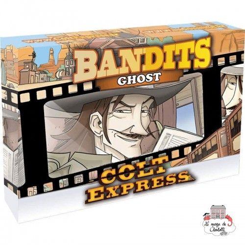Colt Express - Bandits - Ghost - LUD-191160 - Ludonaute - for the older - Le Nuage de Charlotte