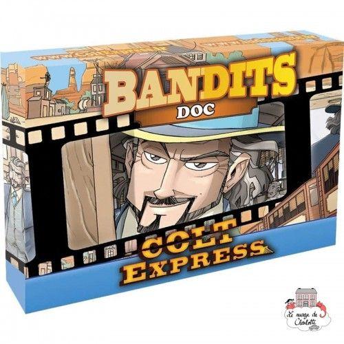 Colt Express - Bandits - Doc - LUD-191164 - Ludonaute - for the older - Le Nuage de Charlotte