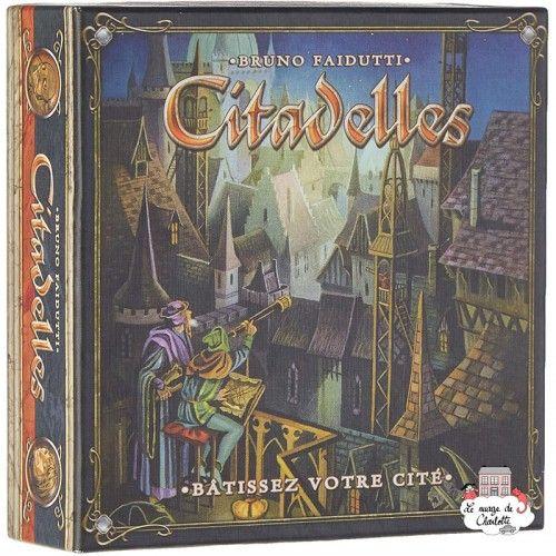Citadelles - EDG-EDGCTD01DP - Edge - for the older - Le Nuage de Charlotte