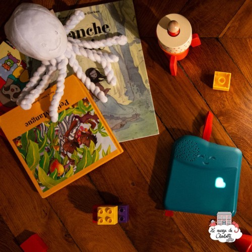 Bookinou, la conteuse avec la voix des proches - BOO-1.2Bookinou - Bookinou - Activity Toys - Le Nuage de Charlotte