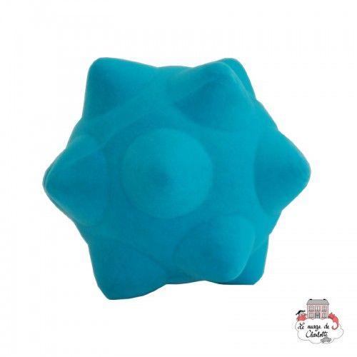 Rubbabu Sensory Ball (turquoise) - RUB-20192 - Rubbabu toys - Activity Toys - Le Nuage de Charlotte