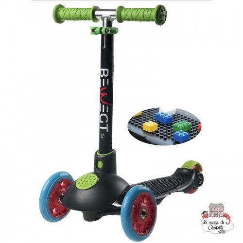 Children's scooter - BGT-BWS101 - Bewegt - Scooters - Le Nuage de Charlotte