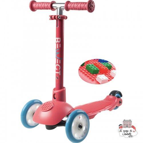 Children's scooter Pink - BGT-BWS102 - Bewegt - Scooters - Le Nuage de Charlotte