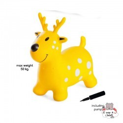 Jumping Deer - BST-GA274 - BS toys - Hopper Ball - Le Nuage de Charlotte