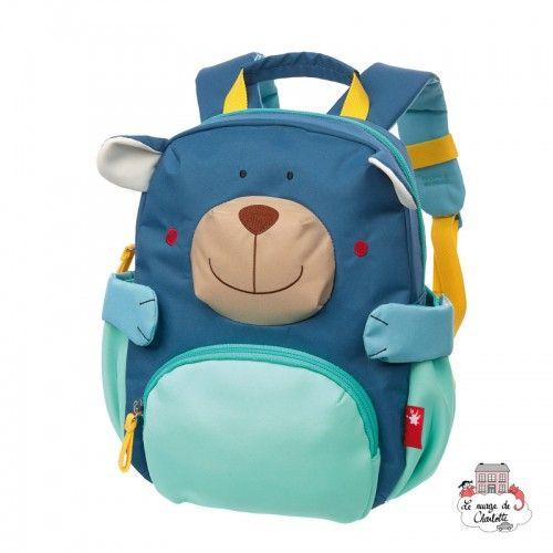 Backpack - Bear - SIG-24918 - sigikid - Backpacks - Le Nuage de Charlotte