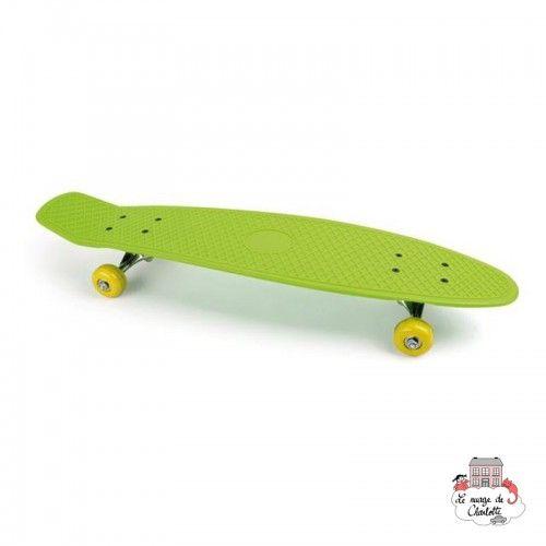 Green Lightning Skateboard - SMF-4094 - Small Foot - Skateboard - Le Nuage de Charlotte