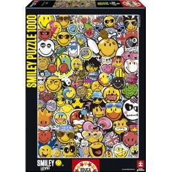 Smiley puzzle 1000 - EDU-15998 - Educa Borras - 1000 pieces - Le Nuage de Charlotte