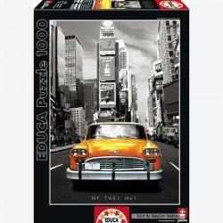 New York Taxi No1 - EDU-14468 - Educa Borras - 1000 pieces - Le Nuage de Charlotte
