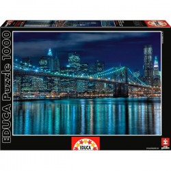 Manhattan at Night - EDU0007 - Educa Borras - 1000 pieces - Le Nuage de Charlotte