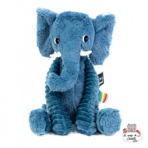 Ptipotos the blue elephant - DEG-72800 - Les Déglingos - Les Déglingos - Le Nuage de Charlotte
