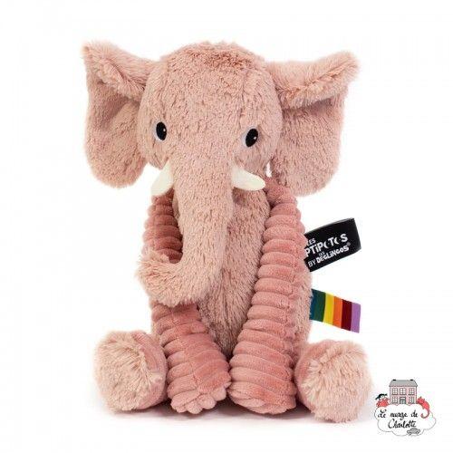 Ptipotos the pink elephant - DEG-72801 - Les Déglingos - Les Déglingos - Le Nuage de Charlotte