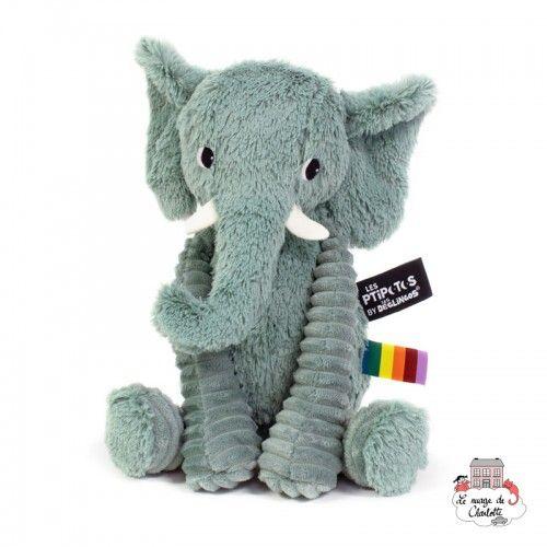 Ptipotos the green elephant - DEG-72802 - Les Déglingos - Les Déglingos - Le Nuage de Charlotte