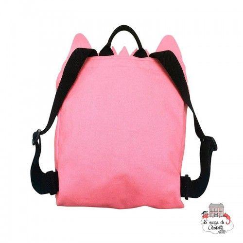 The Colour Monster - Pink backpack - TCM-MP19W102 - The Colour Monster - Backpacks - Le Nuage de Charlotte