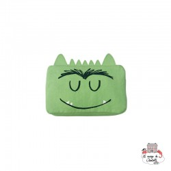The Colour Monster - Green Pencil Case - TCM-EG19W501 - The Colour Monster - Pencil Cases - Le Nuage de Charlotte