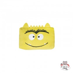 The Colour Monster - Yellow Pencil Case - TCM-EY19W503 - The Colour Monster - Pencil Cases - Le Nuage de Charlotte