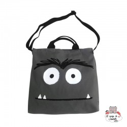 The Colour Monster - Grey bag - TCM-SG19W303 - The Colour Monster - Shoulder bag - Le Nuage de Charlotte