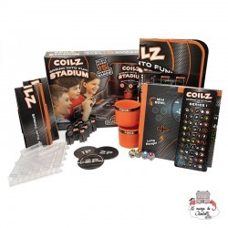 Coilz Stadium Set - RPL-890400101 - Relevant Play - Other Skill Games - Le Nuage de Charlotte