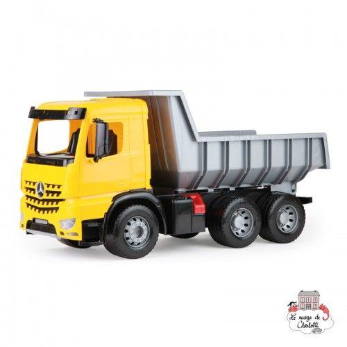 GIGA Trucks Dump Truck - LEN-02064 - Lena - Cars, Trucks, etc. - Le Nuage de Charlotte