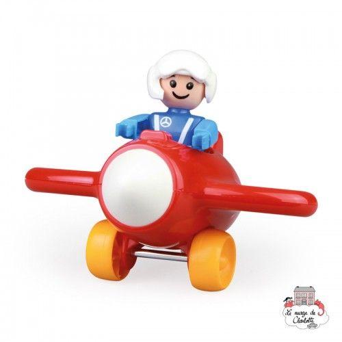 My First Racers Plane - LEN-01571 - Lena - Planes - Le Nuage de Charlotte