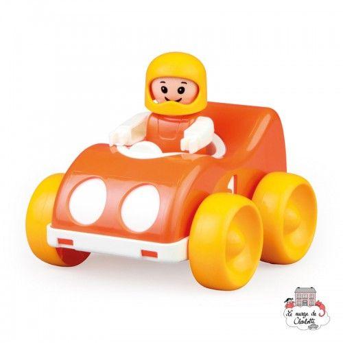 My First Racers Race Car - LEN-01572 - Lena - Cars, Trucks, etc. - Le Nuage de Charlotte