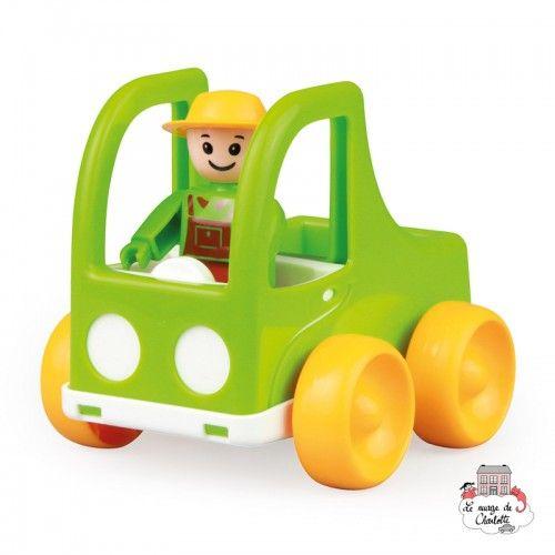My First Racers Pickup - LEN-01573 - Lena - Cars, Trucks, etc. - Le Nuage de Charlotte
