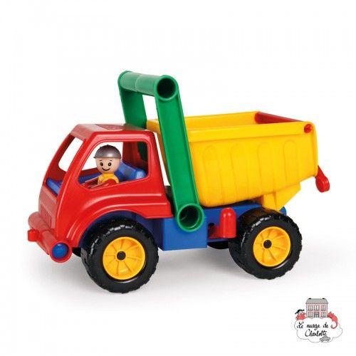 Aktive Dump Truck - LEN-04150 - Lena - Cars, Trucks, etc. - Le Nuage de Charlotte
