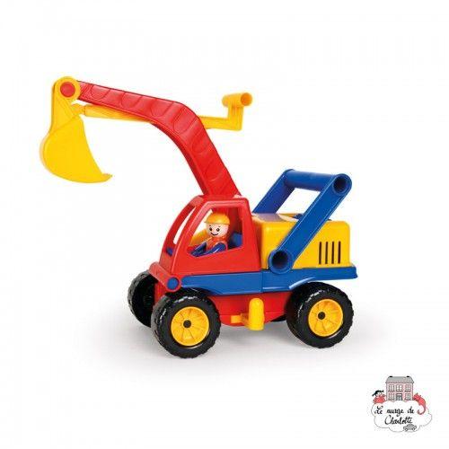Aktive Excavator - LEN-04151 - Lena - Cars, Trucks, etc. - Le Nuage de Charlotte