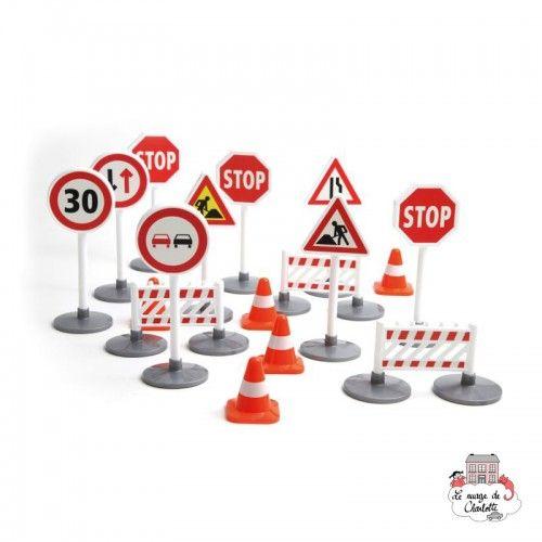 Traffic Signs - LEN-04440 - Lena - Accessories - Le Nuage de Charlotte