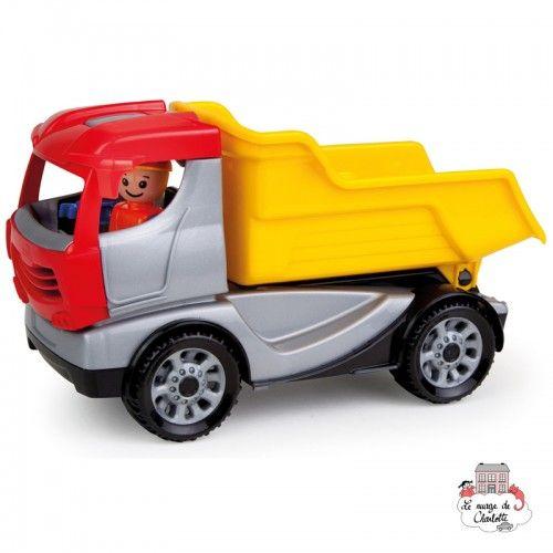 Truckies Dump Truck - LEN-01620 - Lena - Cars, Trucks, etc. - Le Nuage de Charlotte