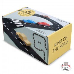 waytoplay King of the Road - WTP-40KR - waytoplay - Garages and accessories - Le Nuage de Charlotte