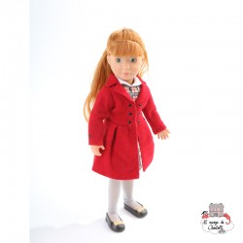 Kruselings Chloe English Rose - KKE-0126876 - Käthe Kruse - Kruselings dolls - Le Nuage de Charlotte