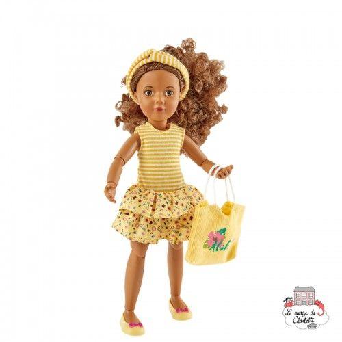 Kruselings Joy Summer Queen - KKE-0126873 - Käthe Kruse - Kruselings dolls - Le Nuage de Charlotte