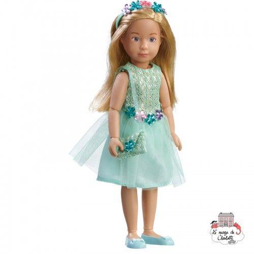 Kruselings Vera Party Time - KKE-0126853 - Käthe Kruse - Kruselings dolls - Le Nuage de Charlotte