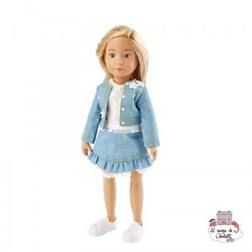 Kruselings Vera Spring Queen - KKE-0126871 - Käthe Kruse - Kruselings dolls - Le Nuage de Charlotte
