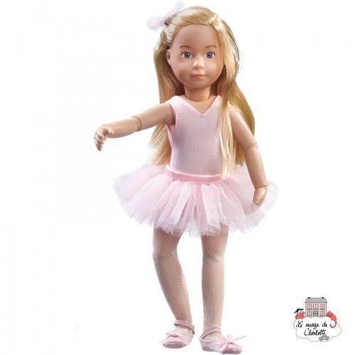 Kruselings Vera Ballet Lesson - KKE-0126848 - Käthe Kruse - Kruselings dolls - Le Nuage de Charlotte