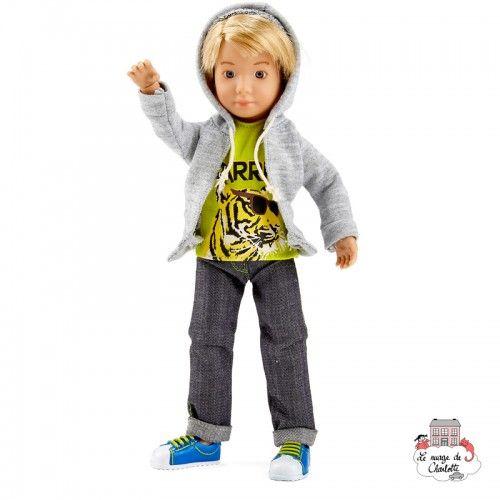Kruselings Michael - KKE-0126845 - Käthe Kruse - Kruselings dolls - Le Nuage de Charlotte