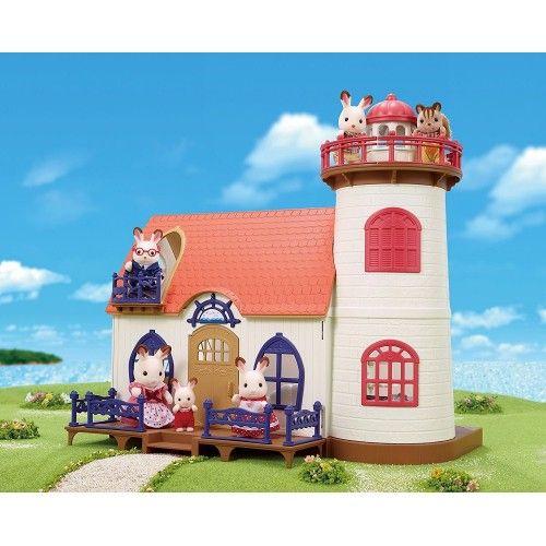 Starry Point Lighthouse - EPO-5267 - Epoch - Sylvanian Families - Le Nuage de Charlotte