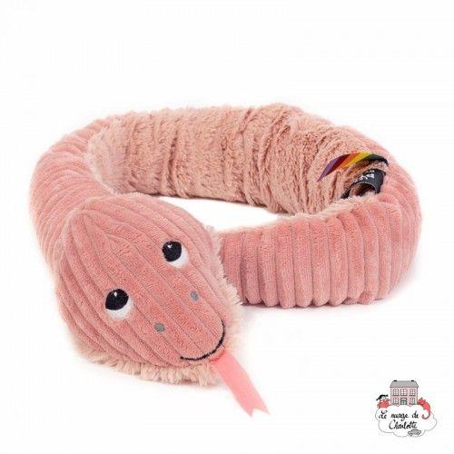 Ptipotos Pink Snake - DEG-72401 - Les Déglingos - Les Déglingos - Le Nuage de Charlotte
