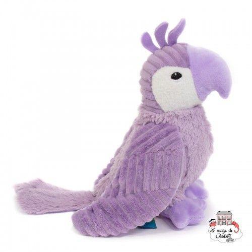 Ptipotos the Purple Parrot - DEG-72203 - Les Déglingos - Les Déglingos - Le Nuage de Charlotte