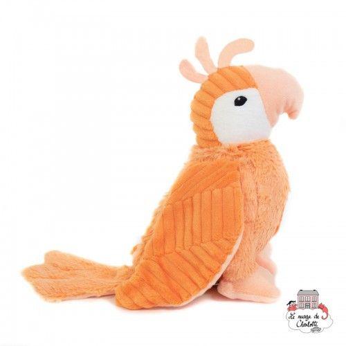 Ptipotos the Orange Parrot - DEG-72200 - Les Déglingos - Les Déglingos - Le Nuage de Charlotte