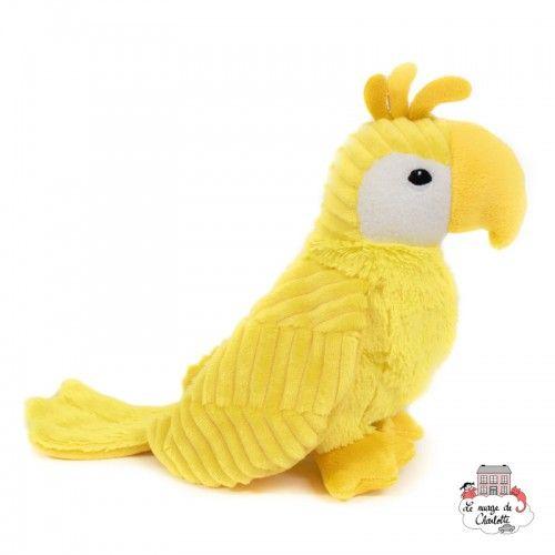 Ptipotos the Yellow Parrot - DEG-72202 - Les Déglingos - Les Déglingos - Le Nuage de Charlotte