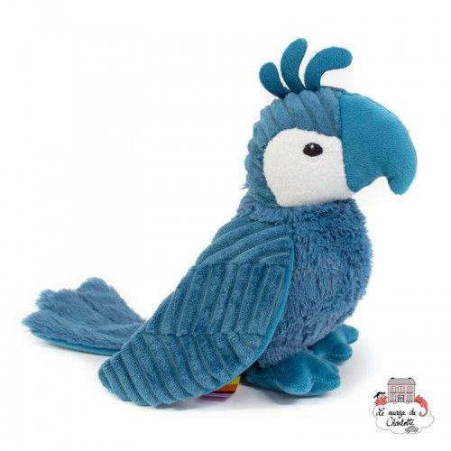 Ptipotos the Blue Parrot - DEG-72201 - Les Déglingos - Les Déglingos - Le Nuage de Charlotte