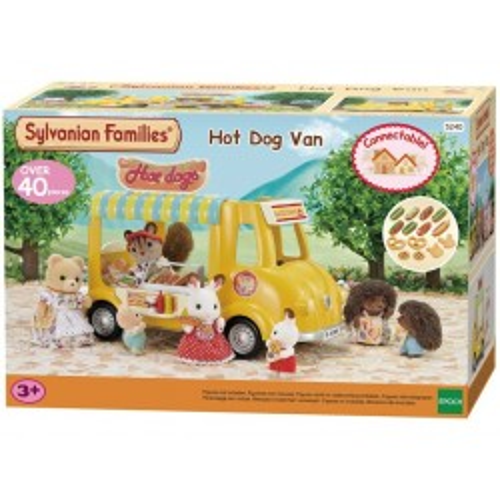 Hot Dog Van - EPO-5240 - Epoch Traumwiesen - Sylvanian Families - Le Nuage de Charlotte
