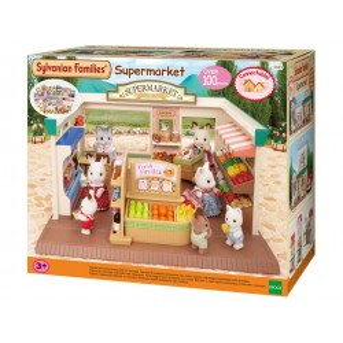 Supermarket - EPO-2887 - Epoch Traumwiesen - Sylvanian Families - Le Nuage de Charlotte