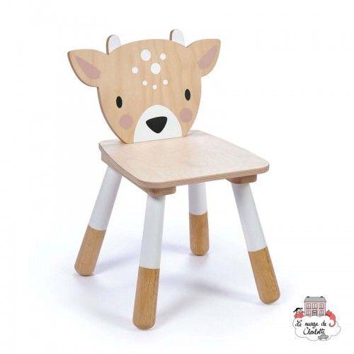 Forest Deer Chair - TLT-8814 - Tender Leaf Toys - Children's furniture - Le Nuage de Charlotte