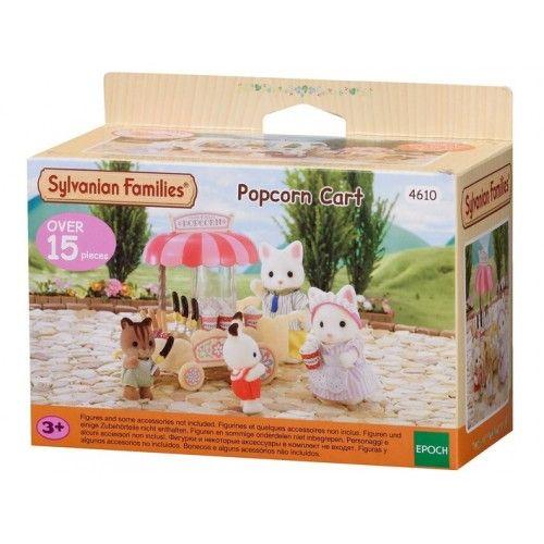 Popcorn Cart - EPO-2809 - Epoch Traumwiesen - Sylvanian Families - Le Nuage de Charlotte